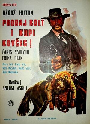 poster Guns for Dollars (1971)