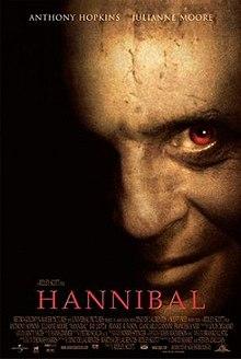 poster Hannibal (2001)