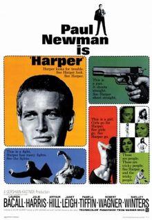 poster Harper (1966)