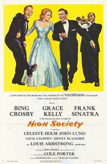 poster High Society (1956)