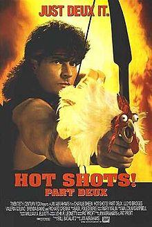 poster Hot Shots! Part Deux (1993)