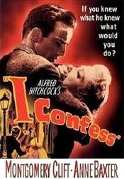 poster I Confess (1953)