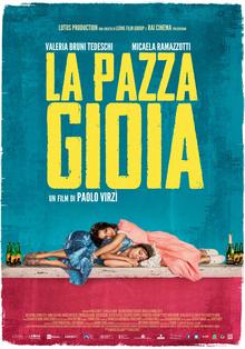 poster La Pazza Gioia (2016)