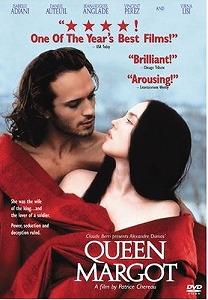 poster La Reine Margot (1994)