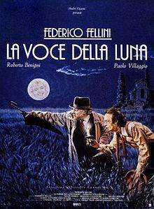 poster La Voce della Luna (1990)