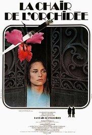 poster La chair de l'orchidée (1975)