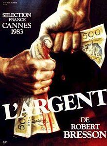 poster L'argent (1983)