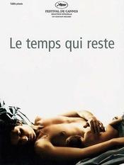 poster Le Temps Qui Reste (2005)