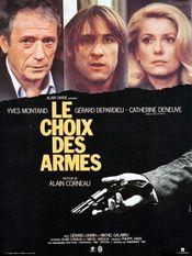 poster Le choix des armes (1981)