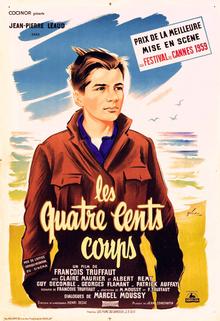 poster Les quatre cents coups (1959)