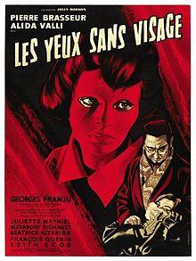 poster Les yeux sans visage (1960)