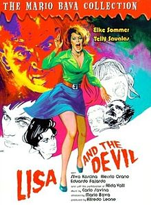 poster Lisa and the Devil (1973)