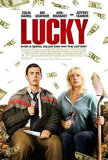 poster Lucky (2011)