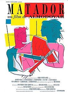 poster Matador (1986)