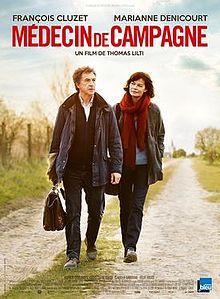 poster Medecin de Campagne (2016)