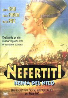 poster Nefertiti, regina del Nilo (1961)