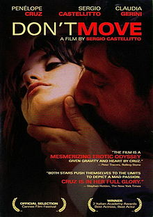 poster Non ti muovere (2004)
