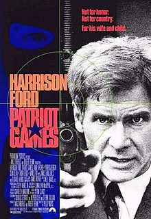 poster Patriot Games (1992)