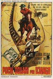 poster Pochi dollari per Django (1966)