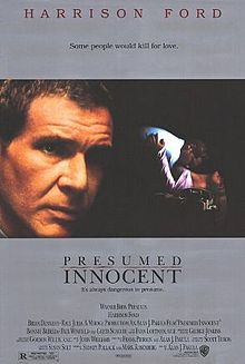 poster Presumed Innocent (1990)