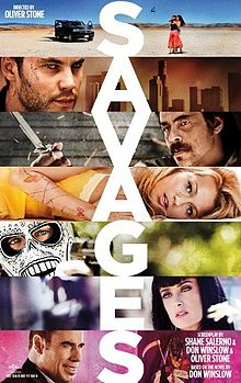 poster Savages (2012)