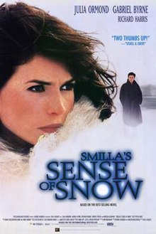 poster Smilla's Sense of Snow (1997)