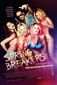 poster Spring Breakers (2012)
