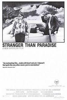 poster Stranger Than Paradise (1984)