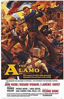poster The Alamo (1960)