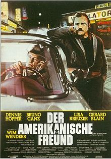 poster The American Friend (1977)