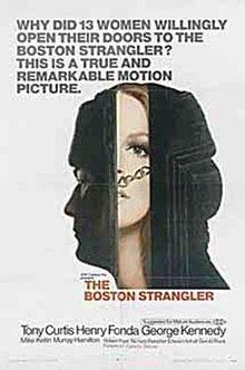 poster The Boston Strangler (1968)