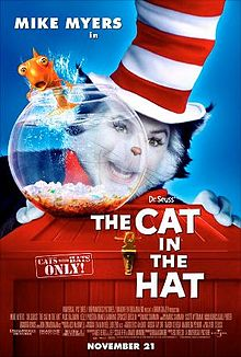 poster The Cat In The Hat (2003)