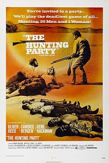 poster The Hunting Party (1971)