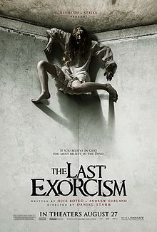 poster The Last Exorcism (2010)