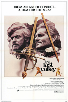 poster The Last Valley (1971)