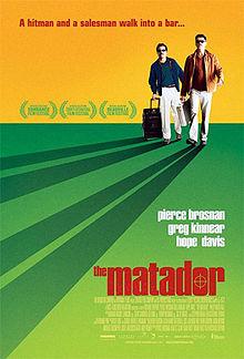 poster The Matador (2005)