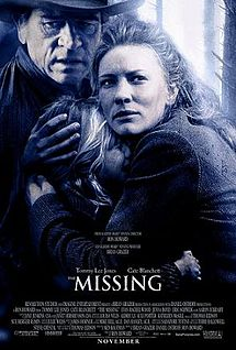 poster The Missing (2003)