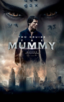 poster The Mummy (2017)