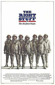 poster The Right Stuff (1983)