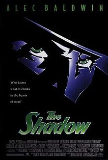 poster The Shadow (1994)