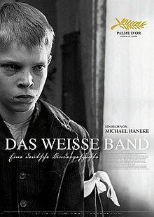 poster The White Ribbon (2009)