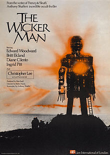 poster The Wicker Man (1973)