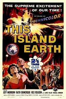 poster This Island Earth (1955)