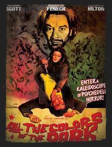 poster Tutti i Colori del Buio (1972)