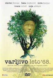 poster Varljivo leto '68 (1984)