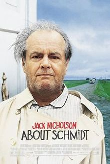 poster About Schmidt (2002)