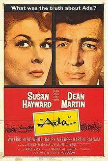 poster Ada (1961)