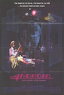 poster Android (1982)