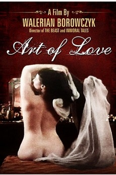 poster Ars amandi - The Art of Love (1983)