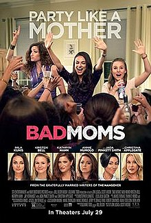 poster Bad Moms (2016)